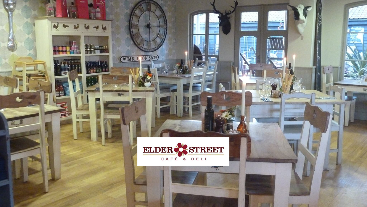 Elder Street Cafe & Deli at Debden Barns Saffron Walden