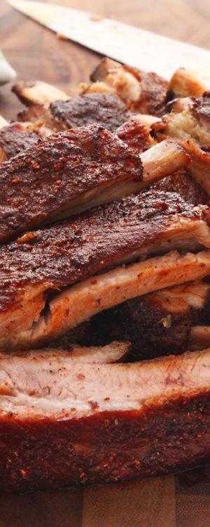 BBQ Rubs to compliment your Kamado Joe
