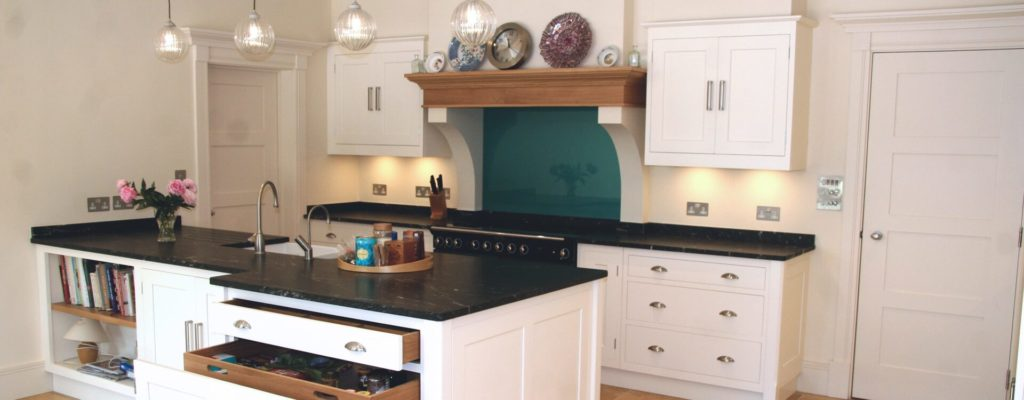 Complimentary Hot Tap with a new bespoke kitchen from Knights Country Kitchens