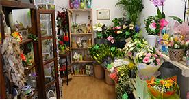 Evergreen Florists at Debden Barns Saffron Walden
