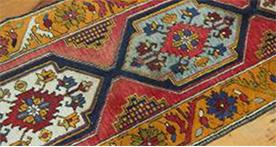 Persian Rugs at Debden Barns Saffron Walden